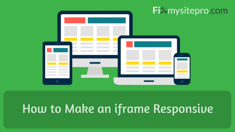 How to Make an iframe Responsive