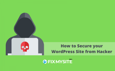 How to Secure WordPress Website from Hackers – 11 Simple Ways