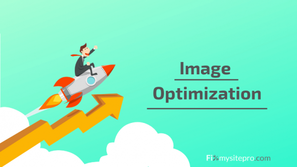 Image Optimization in WordPress website