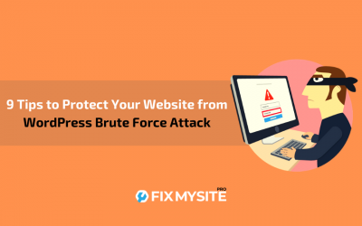 9 Tips to Protect Your Website from WordPress Brute Force Attack