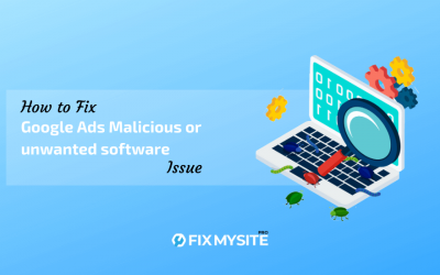Case Study: Fixing Google Ads Malicious or unwanted software Issue